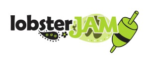 LobsterJAM Logo Horizontal GREEN
