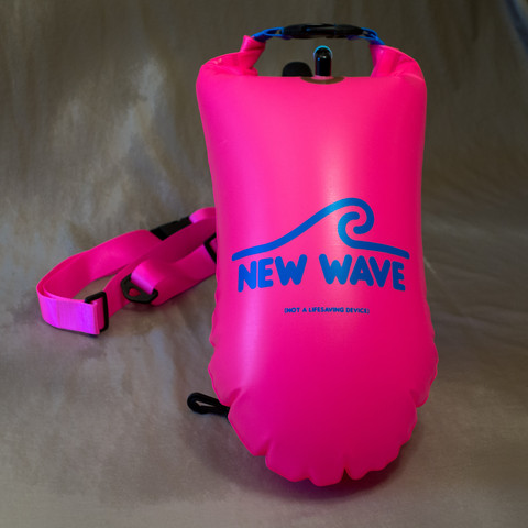 New Wave <br>Swim Buoy